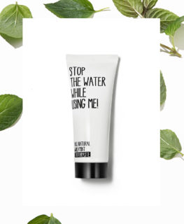 stop the water while using me, fluoride free, vegan toothpaste, Periodontitis, caries