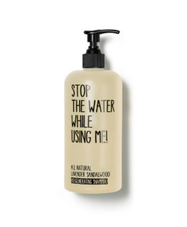 stop the water while using me, natural hair care, organic shampoo, damaged hair, hair repair