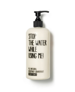 stop the water while using me, natural hair care, organic conditioner, normal hair, hair care
