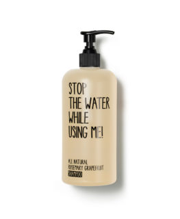 stop the water while using me, natural hair care, organic shampoo, normal hair, hair care