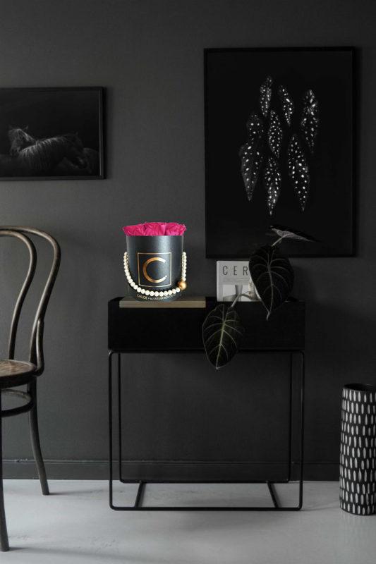 Chloe Flowerbox, Infinity Roses, Interior Design, Preserved Flowers, Cyprus Florist