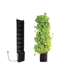florafelt, vertical garden, compact kit, plants on the wall, green verticals