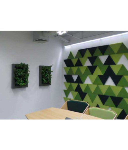 living green wall, living green frames vertical garden, garden on the wall, pixel garden