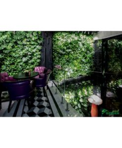 living green wall, garden spot pixels, vertical garden, garden on the wall, pixel garden
